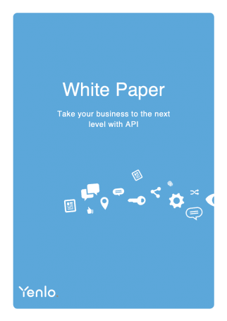 Whitepaper - Take your business to the next level with API