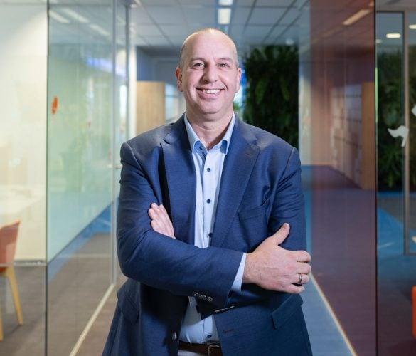 CEO - Ruben van der Zwan