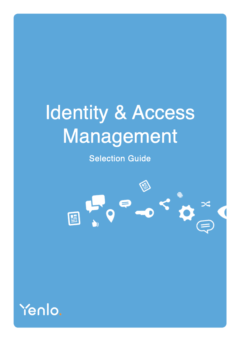 Whitepaper - Identity and Access Management