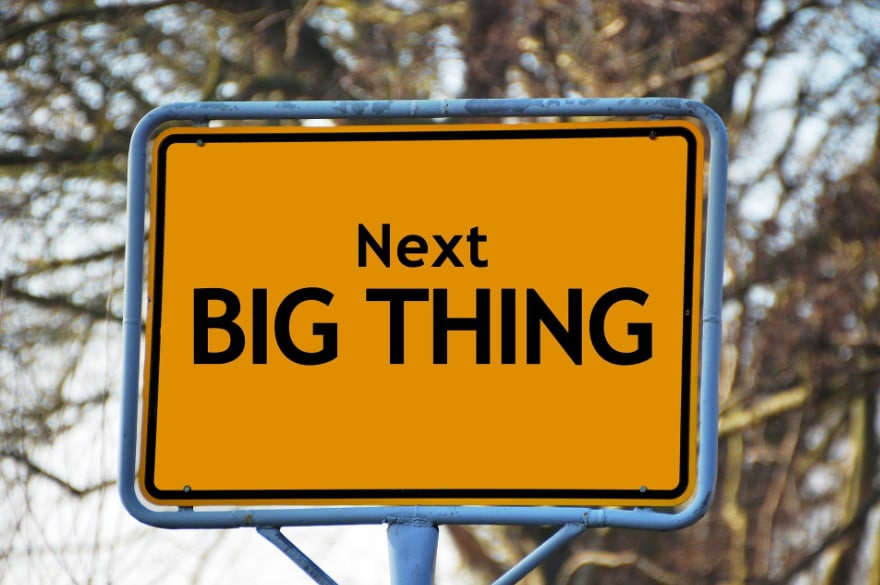 Podcast - Next Big Thing