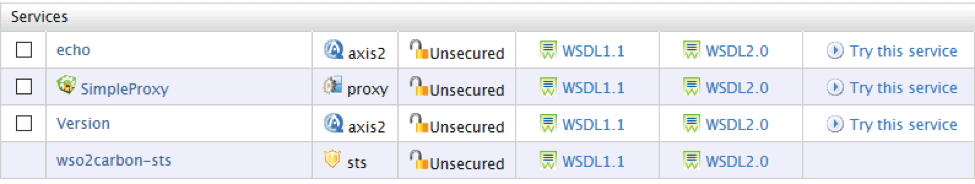 8 ways to deploy a car file to WSO2 - proxy available