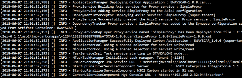 8 ways to deploy a carfile to wso2 - simply startup carbon apps directory