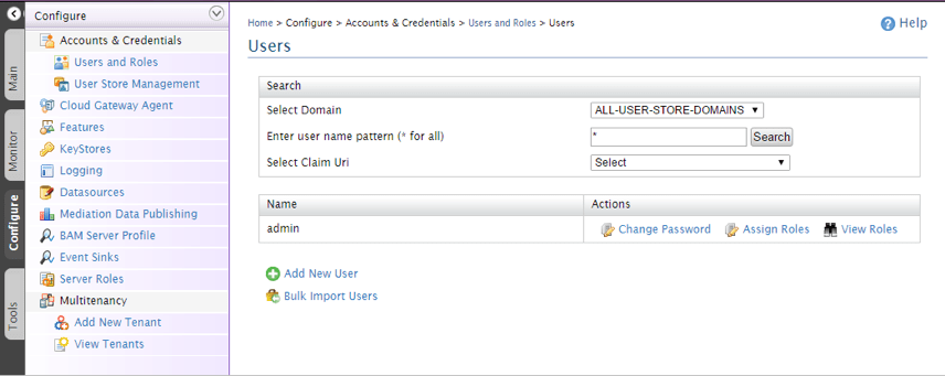Choose Users ans click Add New User Action.png