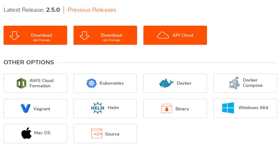 Download API Manager 2.5.0