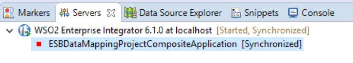 ESB Data Mapping add CAR file
