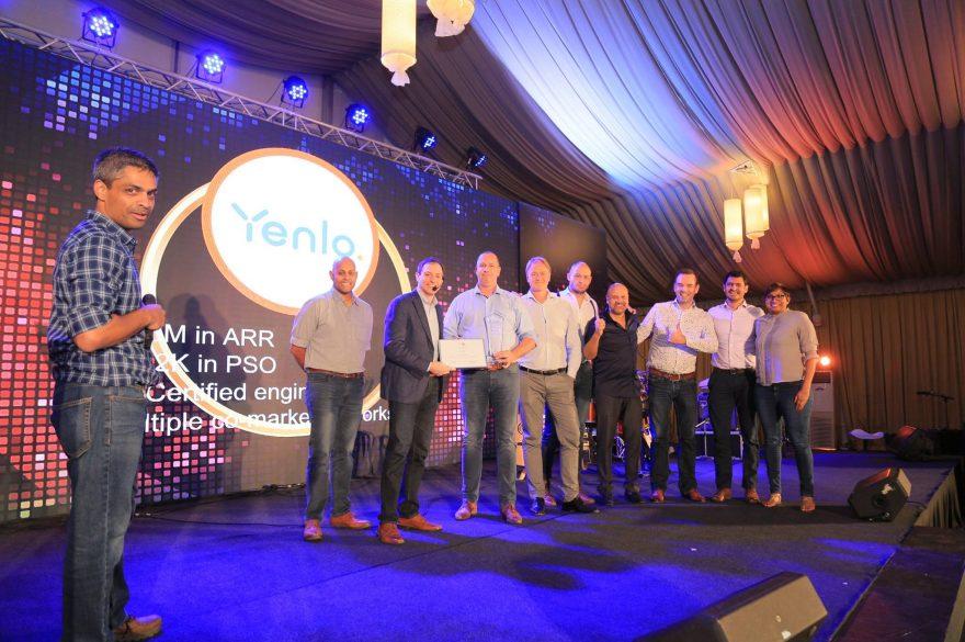 Global Integration Specialist Yenlo Receives Best Partner of 2018 Award from WSO2
