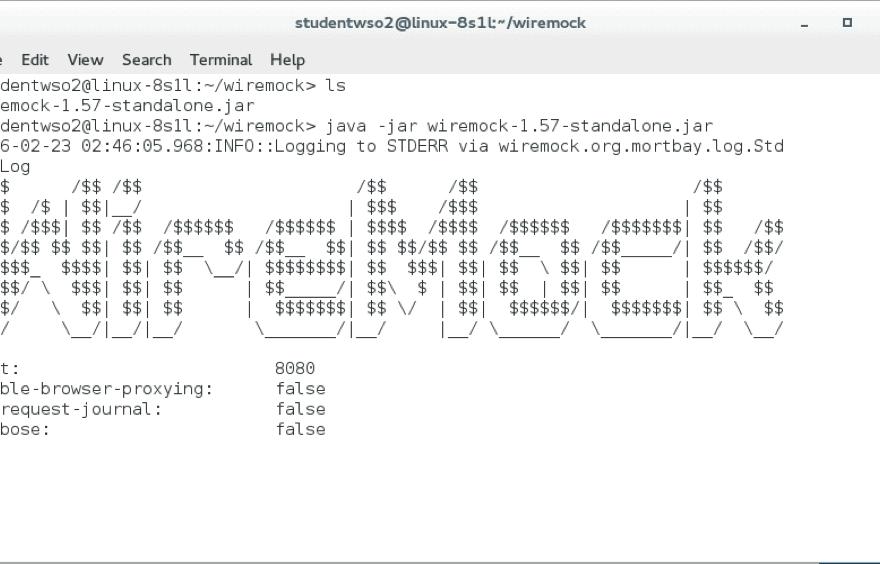 WSO2TORIAL: Error Handling in WSO2 ESB with WireMock
