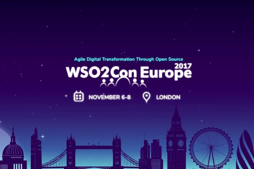 Why we think you should be at the WSO2 Conference in London