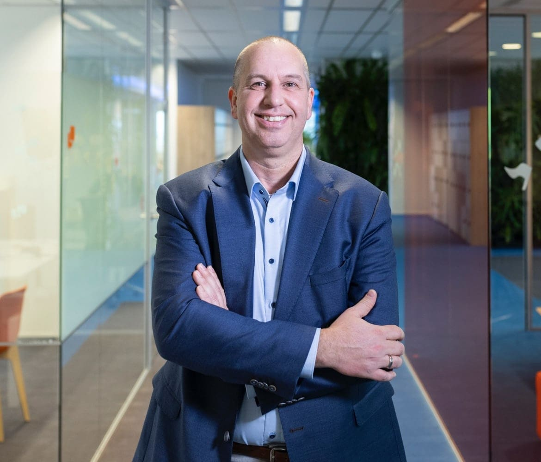 CEO Ruben van der Zwan