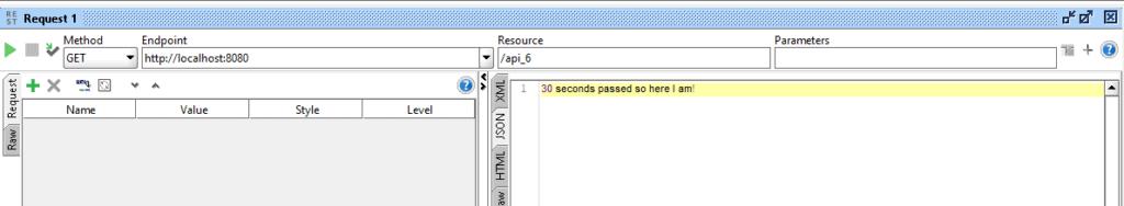 API Failover endpoints 1