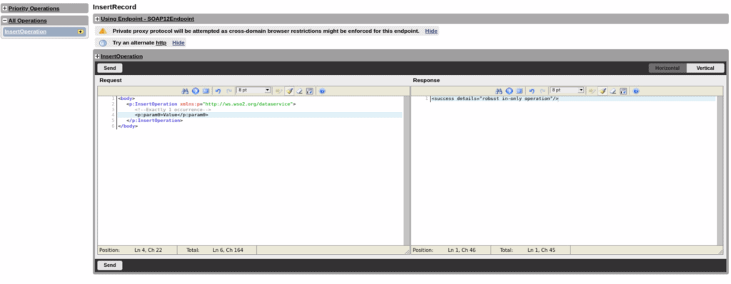 Data Service VS DBReport 14