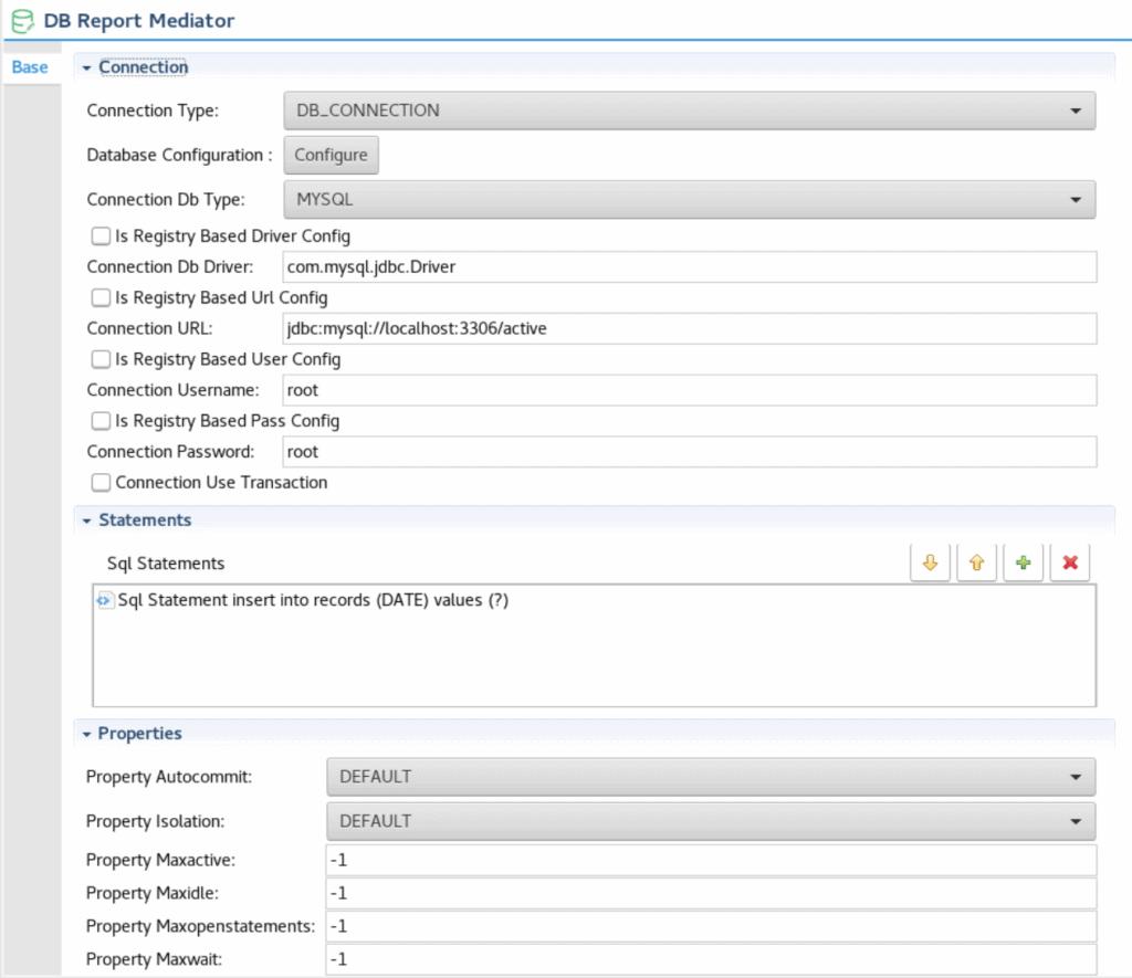 Data Service VS DBReport 17