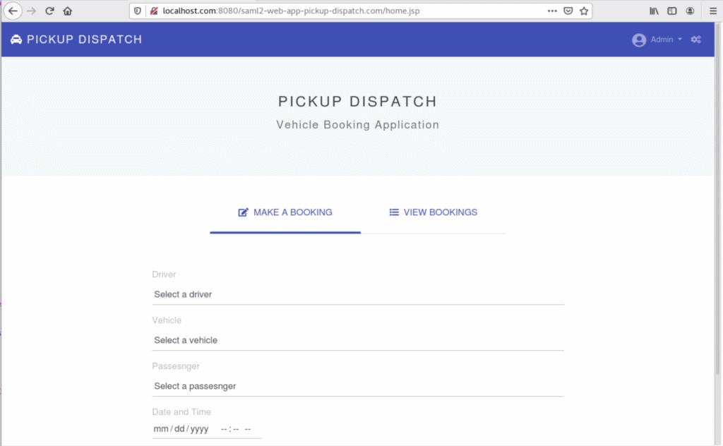 Samples Identity Server 13