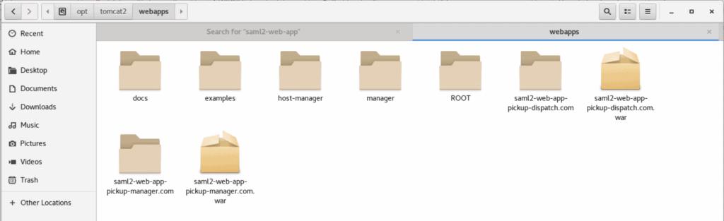 Samples Identity Server 2