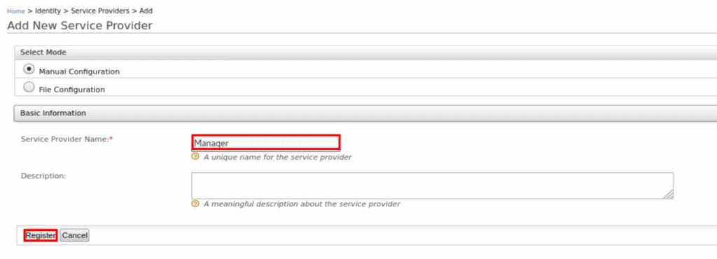 Samples Identity Server 7