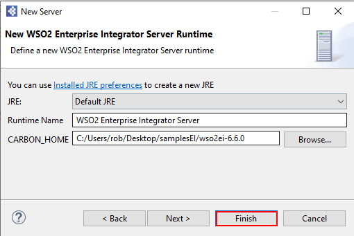 WSO2 Enterprise Integrator samples 13