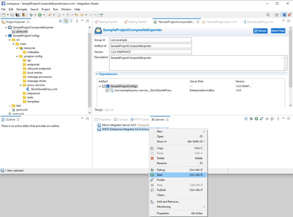 WSO2 Enterprise Integrator samples 19