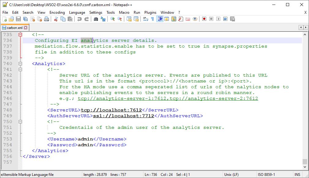 WSO2 Enterprise Integrator Windows 4